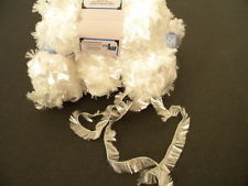 White Feather Yarn